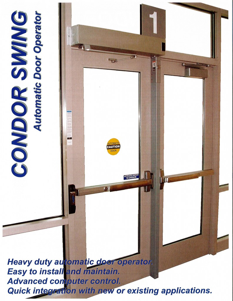 Condor automatic door store inc